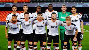 «Валенсия» договорилась сфутболистами оснижении зарплат