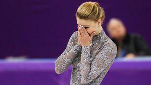 Фигуристка Сотскова: «Прорыдалась несколько раз, пока писала пост о завершении карьеры»