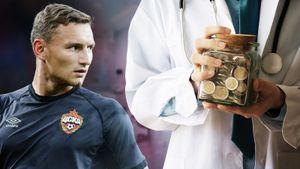 «Ненормально, когда врач получает в сотни раз меньше футболиста». Агент Чалова о последствиях пандемии для футбола