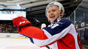 Капризов за период нокаутировал чемпиона КХЛ. ЦСКА еще раз отомстил «Ак Барсу» за финал плей-офф