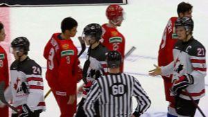 Губерниев поддержал ответивших нахамство канадца русских хоккеистов: «Руку таким пожимать западло»