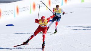 Норвежцы оставили без медалей Большунова и Мальцева. Индивидуальная гонка на чемпионате мира. Как это было