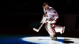 Играл в Венгрии, получал смешные деньги в Риге, усадил на скамейку чемпиона НХЛ. Интервью Калниньша