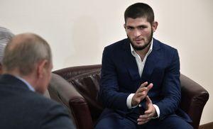 Нурмагомедов: «Я скоро сделаю заявление о своем будущем»