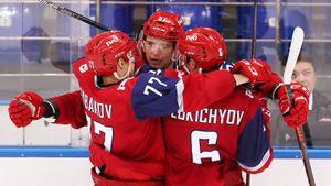 Кубок мира остается в России! Ярославская молодежь разбила канадцев даже без Путина