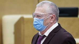 «Вирусы нас будут мучить весь 21 век». Жириновский призвал реформировать ВОЗ из-за пандемии
