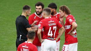 Калиниченко — о судействе в матче «Спартак» — «Ахмат»: «Просто уроды. Чтобы вы жили на одну зарплату»