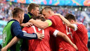 Даже Хабиб позавидует тому объему борьбы, что устроит сборная Черчесова в Копенгагене. Прогноз на Россия— Дания