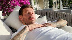 Как футболисты «Локомотива» отдыхают в отпуске: фото