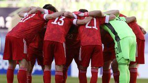 Объявлен состав молодежной сборной России на матчи с Испанией и Мальтой в отборочном турнире ЧЕ-2023