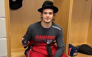 Российский вратарь «Рейнджерс» Шестеркин признан 2-й звездой дня в НХЛ