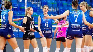 В волейбольных Лигах чемпионов от России сыграют сразу 7 команд. «Динамо» прошло благодаря финскому «Сало»