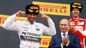 10 фактов опятом титуле Хэмилтона вФормуле-1. Круче Льюиса только Шумахер