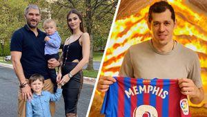 Малкин стал фанатом «Барселоны», Овечкин проводит время с семьей. Как дела у русских звезд НХЛ перед стартом сезона