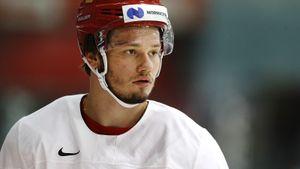 Сергачев: «Огромное желание сыграть на Олимпиаде в Пекине. Надеюсь, будем представлять флаг России»