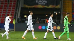 Российские клубы ни разу не победили в 16 матчах группового этапа еврокубков в этом сезоне