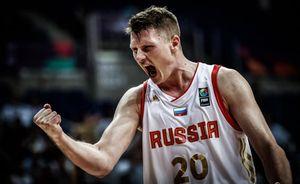Сборная России одержала две победы на старте Евробаскета-2017