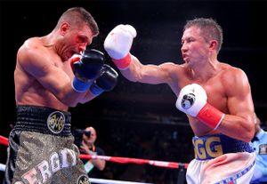 Украинский боксер почти перебил Головкина в США. Фанаты считают, что у Деревянченко украли победу