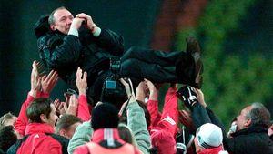 Как «Спартак» в последний раз стал чемпионом России при Романцеве. После игры тренер предсказал закат команды