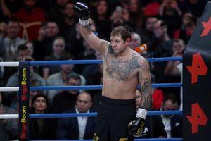 Емельяненко нокаутировал тяжелоатлета Кокляева. Кого онсобирается бить дальше