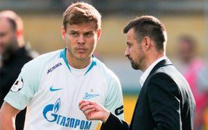 Семак высказался об уходе Кокорина из «Зенита»: «Причины не имеют никакого отношения к футболу»