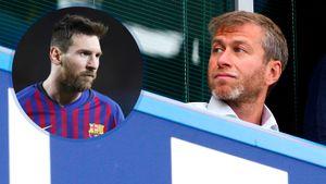 Итальянский журналист рассказал о несостоявшемся переходе Месси в «Челси» Абрамовича