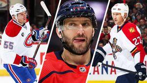 Овечкин гонится за еще одним великим рекордом! Он готов стать лучшим русским в истории НХЛ по количеству матчей
