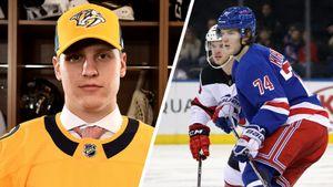 Аренда между клубами НХЛ и КХЛ — главный тренд лета. В Россию приехали Кравцов, Толванен и другие молодые звезды