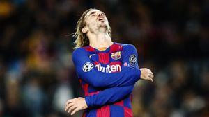 Гризманн зря перешел в«Барселону». Онполезен команде, нонапрежнем уровне уже незаиграет