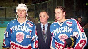 Буре и Могильный вошли в рейтинг лучших правых нападающих НХЛ с 1967 года