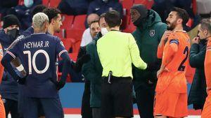 «Я и не говорил, что это был расизм». Скандал с судьями на игре «ПСЖ» — «Истанбул» в Лиге чемпионов продолжается