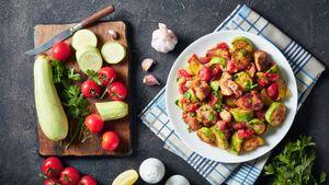 Рецепты из кабачков: вкусные блюда на каждый день