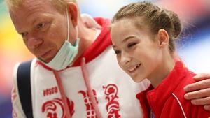 «Загитова увидела, как я падаю, подошла и исправила ошибку»: победительница Кубка России Софья Акатьева