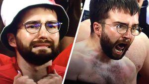 «Он превратился в Халка!» Эмоциональный фанат «обезумел» от камбэка Швейцарии с Францией и стал главным мемом Евро