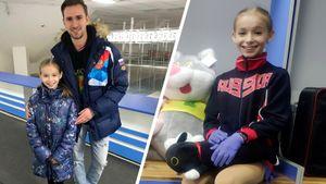 В Сызрани дебютировала новая ученица Тутберидзе из Марий Эл. 12-летняя Дарья Садкова рассказала о себе