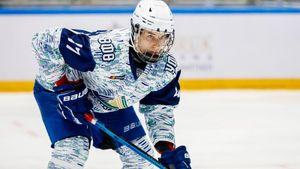 17-летний русский вундеркинд ворвался во взрослый хоккей. Амиров вовсю забивает клубам КХЛ