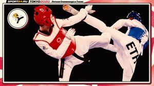 Россия выиграла две медали в 1-й день Олимпиады— в командном зачете 10-е место. Как это было