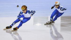 Просвирнова и Елистратов вошли в состав сборной России на чемпионат мира по шорт-треку