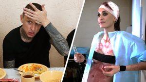 СМИ: жена Мамаева пыталась покончить с собой после скандала с изменой мужа