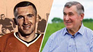Родился в белорусской деревне, сожженной немцами, и сыграл 200 матчей в НХЛ. История Джона Мишука