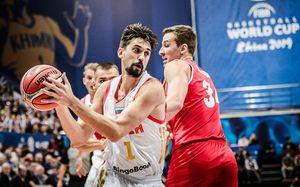 Россия еще может попасть на ЧМ по баскетболу. Спасибо Шведу
