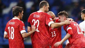 Команда Черчесова сохранит лидерство в группе, но победы может и не случиться. Прогноз на Словакия — Россия