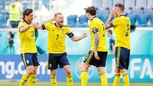 Швеция благодаря голу полузащитника «Краснодара» Классона обыграла Польшу и вышла в плей-офф ЧЕ-2020