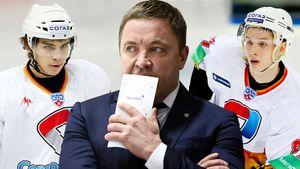 ИзКХЛ исключат клуб, воспитавший двух олимпийских чемпионов Пхенчхана. Кажется, «Северсталь»— все