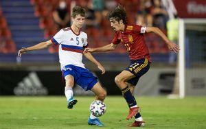 Молодежная сборная России крупно проиграла Испании в квалификации Евро-2023