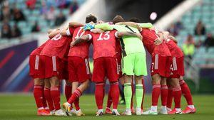 Стало известно, где сборная России проведет домашние матчи отбора на ЧМ-2022 против Словакии и Кипра