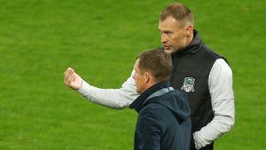 Жена В. Березуцкого рассказала, как муж объяснил ей свое решение перейти из ЦСКА в «Краснодар»