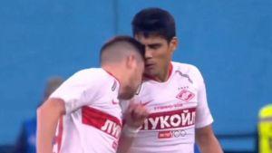 «Спартак» оштрафовал Джано и Мельгарехо за стычку на поле во время матча с «Зенитом»