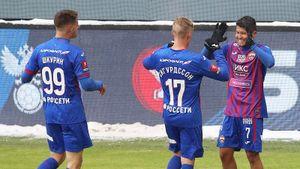 ЦСКА вернулся увереннее своих конкурентов: с обновленной основой и дебютом Рондона вышли в 1/4 Кубка