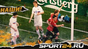 Скандал на нашем лучшем Евро-2008: Широков хотел ударить комментатора. Гусев сказал, что он не уровень сборной